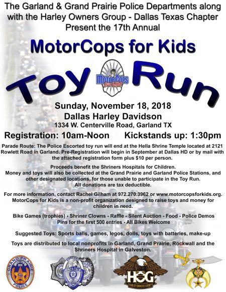 MotorCops for Kids