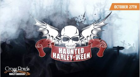 Haunted Harley-Ween