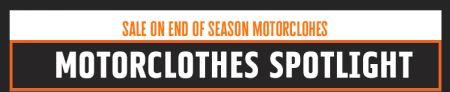 October MotorClothes Spotlight