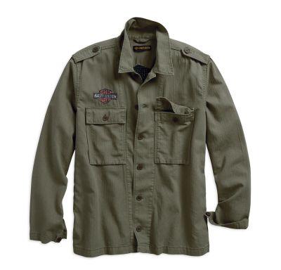 Men's Cloud Wash Plaid Shirt