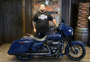 Edwards new Street Glide Special!