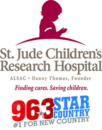 2018 96.3 Star Country Cares for St. Jude Kids Radio-a-thon