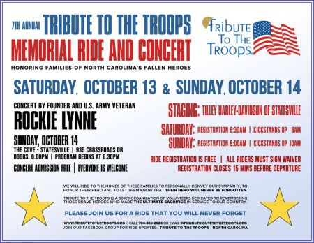7th Annual Tribute to the Troops