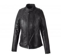 LADIES LEATHER JACKET, MONOVALE