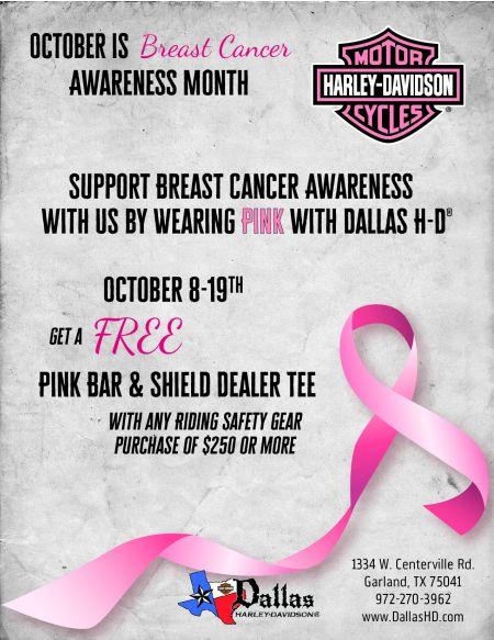 October Pink Special