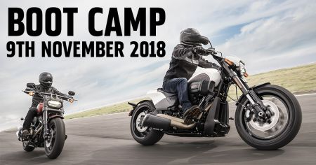 Central Coast Harley-Davidson® Boot Camp