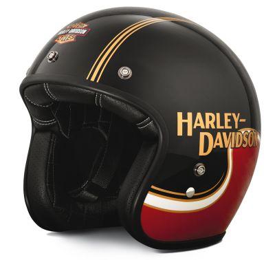 Harley-Davidson® The Shovel 3/4 Helmet