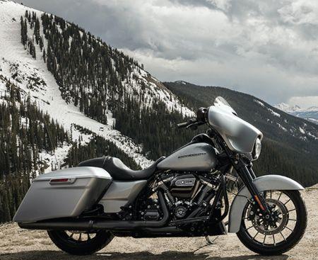 Программа зимнего хранения мотоциклов Harley-Davidson