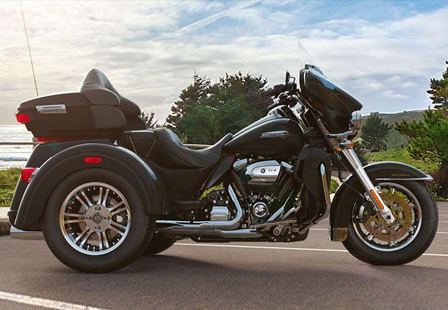 2019 Harley-Davidson FLHTCUTG Tri Glide Ultra Classic
