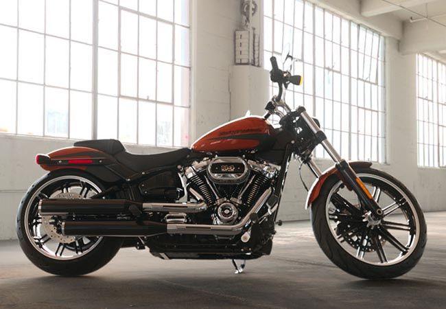 2019 Harley-Davidson FXBRS Softail Breakout 114