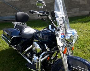 2005 Road King Police Edition