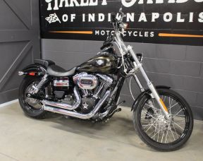 2016 FXDWG Wide Glide