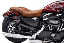 Badlander Seat - Distressed Brown Leather