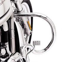 VROD Chrome Front Engine Guard Kit