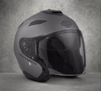 Maywood Interchangeable Sun Shield 3/4 Helmet
