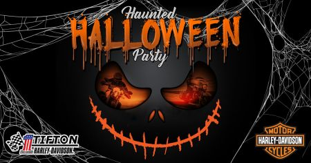 Haunted Halloween Party!
