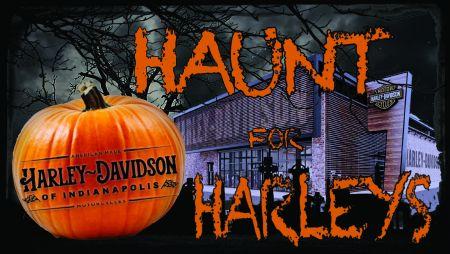 Haunt for Harleys
