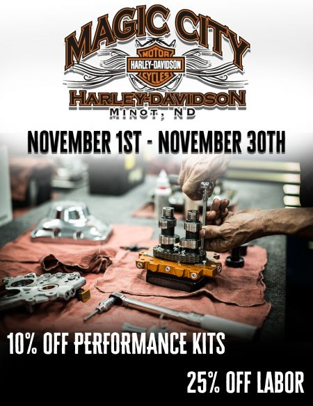 10% off Performance Kits