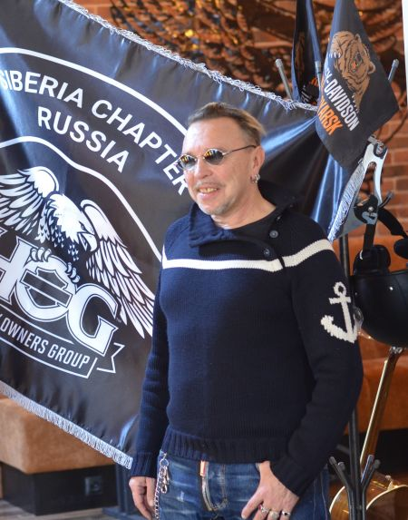 Гарик Сукачев у нас в гостях