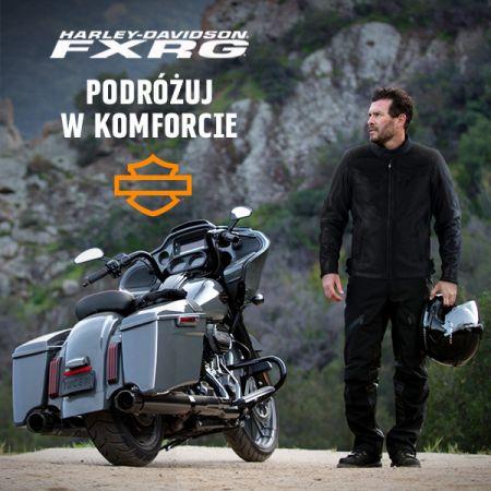 Odzież do jazdy FXRG® Na każdą drogę i pogodę!!