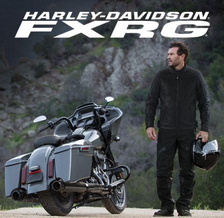 Презентація колекції Harley-Davidson FXRG 4c20b1e601f1f
