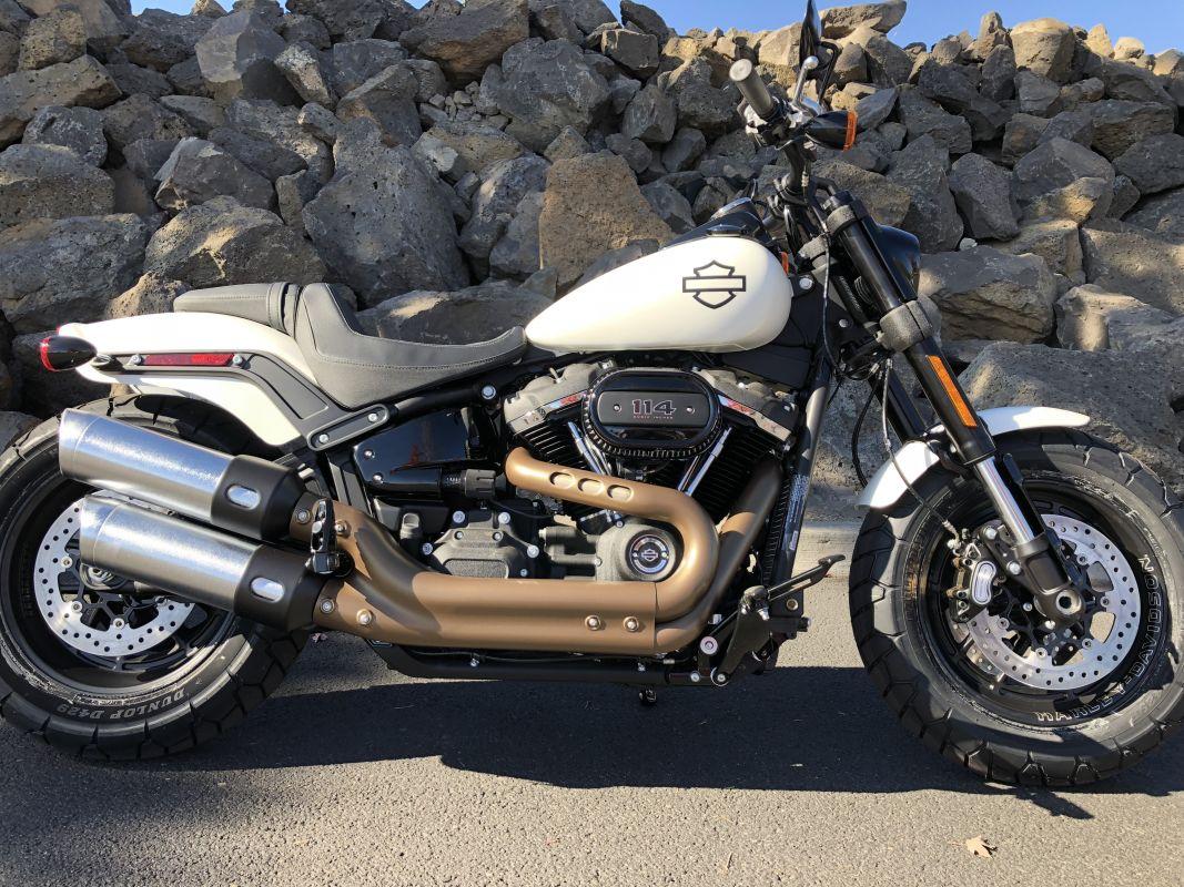 2019 Fat Boy 114 | Wildhorse Harley-Davidson®