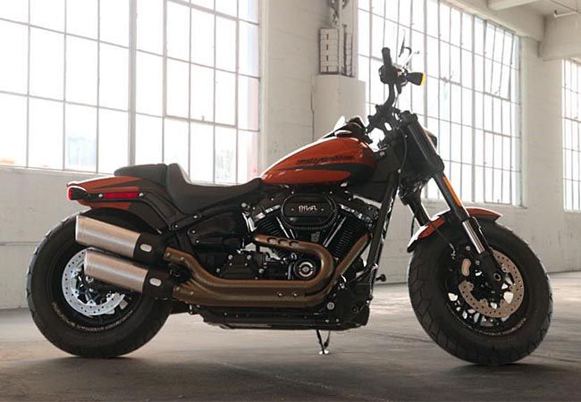 2019 Harley-Davidson FXFBS Fat Bob 114