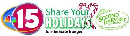 NBC15 Share Your Holidays : SOCIAL MEDIA BLITZ