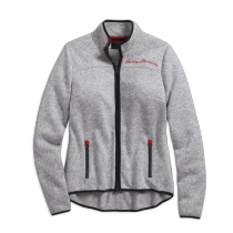 Women's Sweater Fleece Jacket