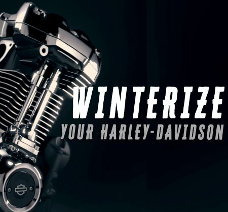 Winterize Your Harley-Davdison