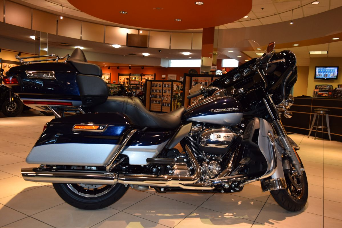 2018 harley ultra limited anniversary edition for sale