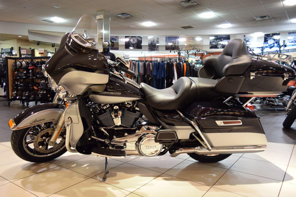 2019 Harley-Davidson Electra Glide Ultra Limited FLHTK