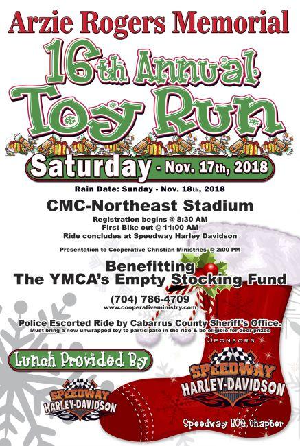 16th Annual Toy Run
