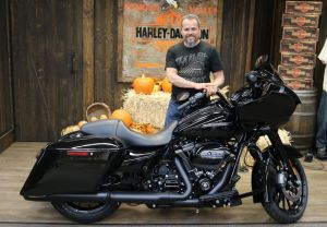 Jorges new Road Glide Special!