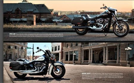 Ride on! Harley-Davidson catalog takes Pueblo global