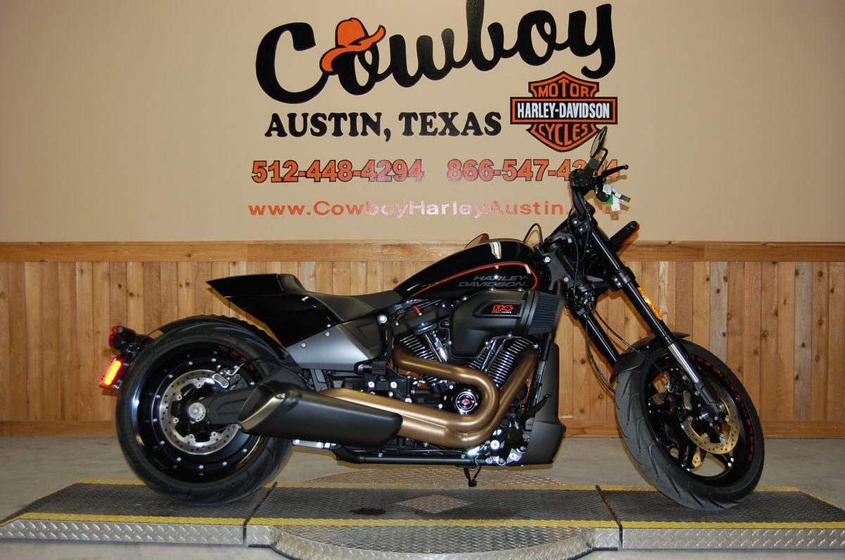 2019 Harley-Davidson FXDR<sup>™</sup> 114