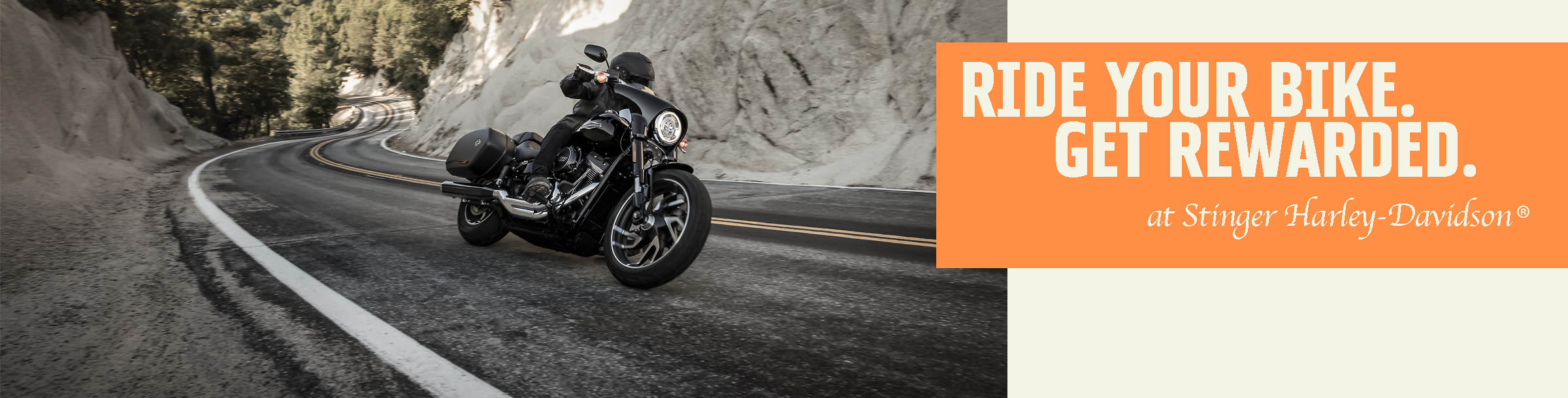 Rider Rewards Program