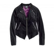 Velour Casual Jacket (96399-19VW)