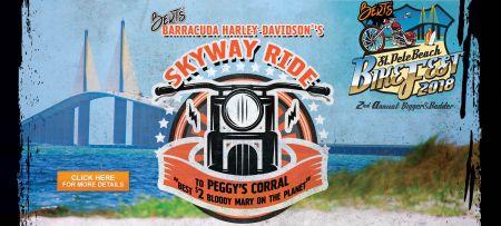 Bert's Skyway Ride to Peggy's