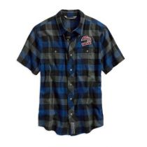 03 Plaid Slim Fit Shirt (96531-19VM)