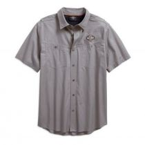 Performance Vented Textured Shirt (96547-19VM)