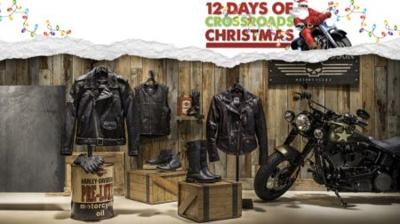 12 Days of CrossRoads Christmas begins November 23d
