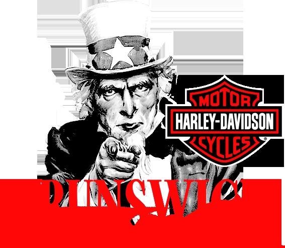 Brunswick Harley-Davidson<sup>®</sup>