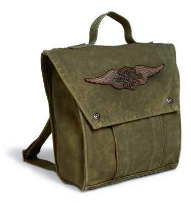 Рюкзак женский BRONZE GREEN