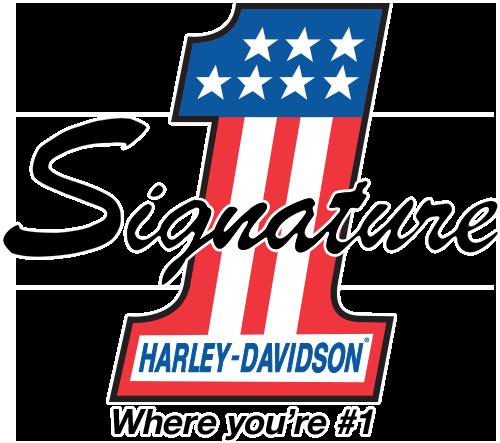 Signature Harley-Davidson<sup>®</sup>