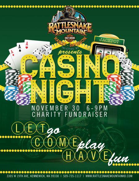 RMHD Casino Night