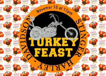 Fried Turkeys