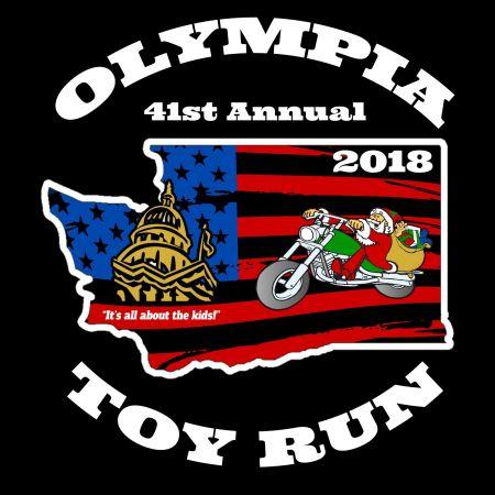 2018 Olympia Toy Run