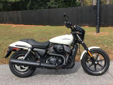 XG750 2019 Harley-Davidson Street<sup>®</sup> 750