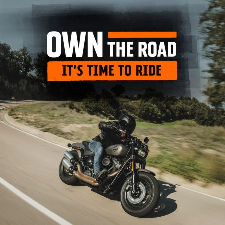 Own The Road